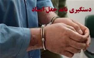 دستگیری ۱۸متهم باند جعل و فروش اراضی نهادی