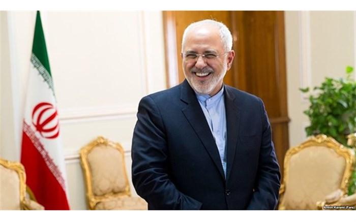 ظریف : امیدوارم سال ۲۰۱۹ سال صلح و آرامش برای همه باشد