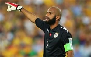 ستاره عمان جام ملتها را از دست داد