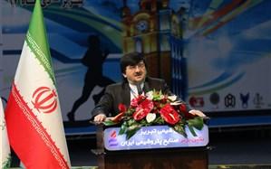 احمدی، معاون وزارتورزش و جوانان: برای دستیابی به سلامت پایدار و نخبه پروری به توسعه سواد حرکتی نیاز داریم