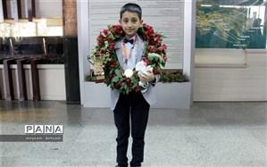 کسب رتبه اول جهانی مسابقات انجمن نخبگان ریاضی توسط دانش آموز کرمانی