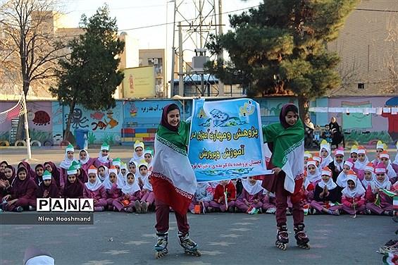 افتتاحیه المپیاد پژوهشی در مدارس شهرری