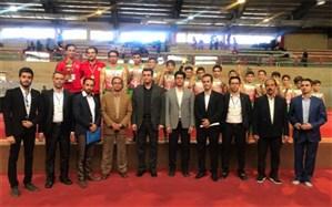 قهرمانی دانش آموزان شهرری در مسابقات ژیمناستیک کشوری