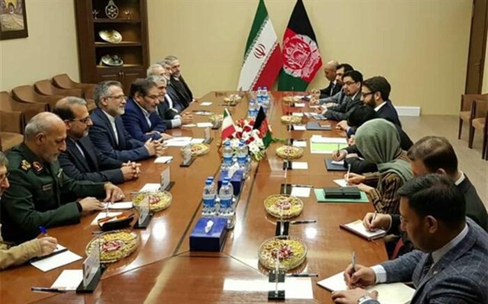 شمخانی: گفتوگوهای ایران و طالبان ادامه خواهد یافت