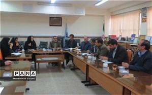 برگزاری نشست کارسوق من و آینده ایران در دبیرستان شهید صدوقی دوره دوم