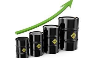 قیمت نفت برنت در آستانه ۶۱ دلار