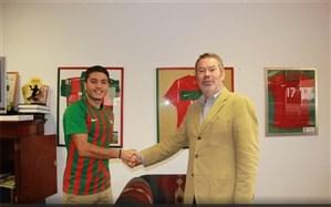 دو بازیکن ایرانی با مارتیمو قرارداد بستند