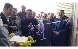 مدرسه 6 کلاسه خیرساز روستای نی شهرستان مریوان افتتاح شد
