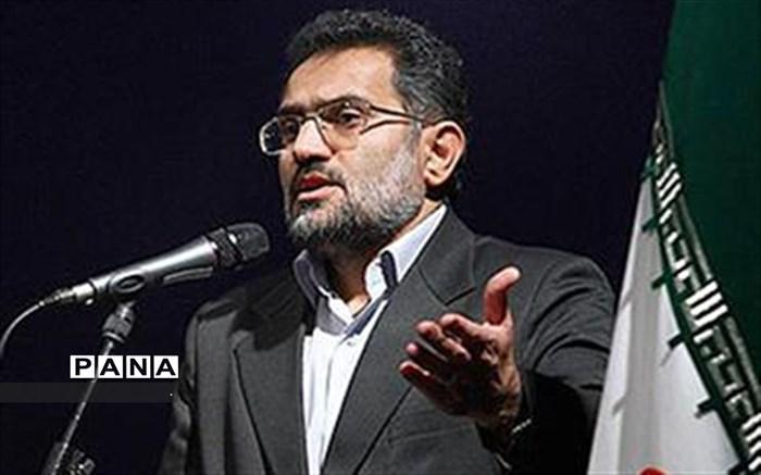 حسینی وزیر اسبق ارشاد