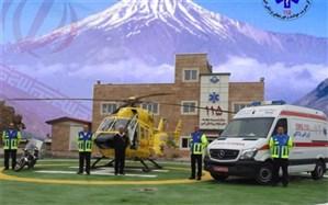 انجام بیش از دوهزار ماموریت اورژانسی  در هفته اول زمستان