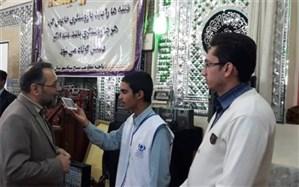 مراسم محوری گرامیداشت روز بصیرت در شهرستان میرجاوه سیستان و بلوچستان برگزار شد
