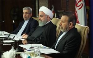 روحانی: برای تامین آب و برق در تابستان ۹۸ از اکنون برنامهریزی میکنیم