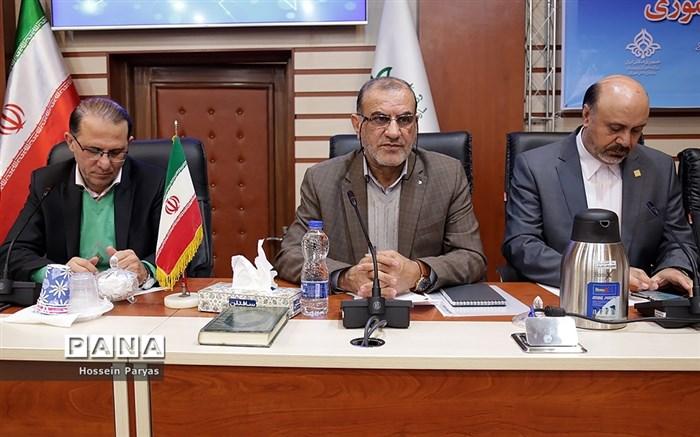 نشست هماندیشی مدیران ستادی و استانی سازمان دانشآموزی- 2