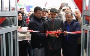 مراسم افتتاح مدرسه خیر ساز نیک اندیشان در منطقه میمه برگزار شد