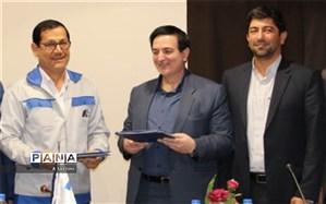 انعقاد دو قرارداد همکاری علمی، تحقیقاتی و پژوهشی دانشگاه کاشان با شرکت فولاد امیرکبیر