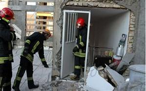 انفجار گاز در بوکان 3 نفر را راهی بیمارستان کرد