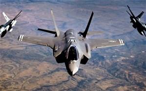 ورود غیر قانونی  هواپیماهای جنگی رژیم صهیونیستی به فضای سوریه