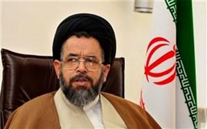 وزیر اطلاعات: حضور و انسجام مردم و ولایت فقیه سه عامل موفقیت انقلاب اسلامی است