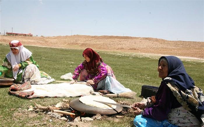 زنان عشایر فارس