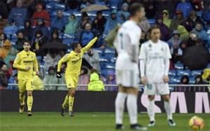 لالیگا؛  رئال مادرید ازجام قهرمانی فاصله گرفت