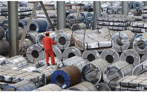 کاهش تقاضا قیمت محصولات فولادی و آهنی را 8 درصد کم کرد
