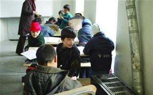 239 کلاس درس جهرم، نیازمند سیستم گرمایشی استاندارد