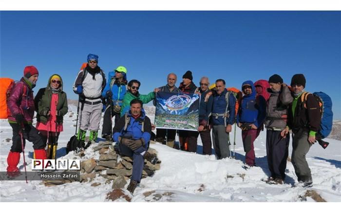 صعود به قله سنجر بیگ