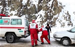 امدادرسانی به هموطنان در ۸۶ محور کوهستانی