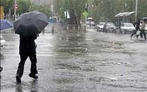 نفوذ سامانه بارشی به استان اردبیل/تداوم هوای سرد تا آخر هفته در اردبیل
