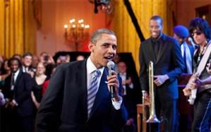 آهنگ جدید باراک اوباما وارد بیلبورد شد