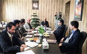 جلسه اعضای شورای هماهنگی تشکل های دانش آموزی برگزار شد