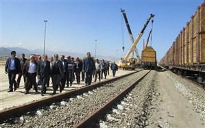 مطالعات ساخت انبارهای بارانداز راه آهن آستارا پایان یافت