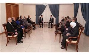 بشار اسد: خطرهایی جهان عرب را تهدید می کند