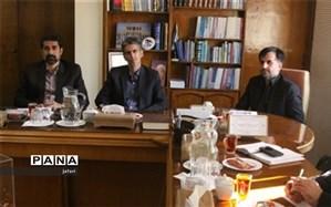 """مدیرکل آموزش و پرورش اصفهان: برنامه """"بوم"""" تاکید بر سیاست مدرسه محوری با رویکرد آموزش های مهارت محور است"""
