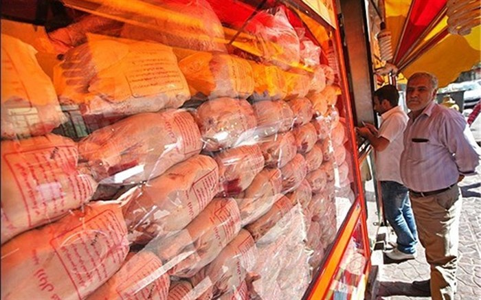 مرغ فروشی