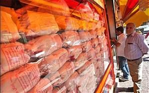 توزیع روزانه ۹۵۰ تن گوشت مرغ منجمد و گرم از امروز در تهران