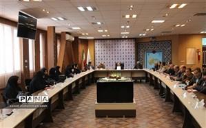برگزاری جلسه هماندیشی رسیدگی به امور خیریه و دانش آموزان مناطق محروم  آموزش و پرورش ناحیه 2 مشهد