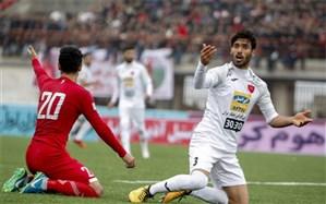 زمان دیدار پرسپولیس و سپیدرود در جام حذفی مشخص شد