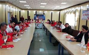 گیلان میزبان دوره آموزشی نجاتگران کشور است