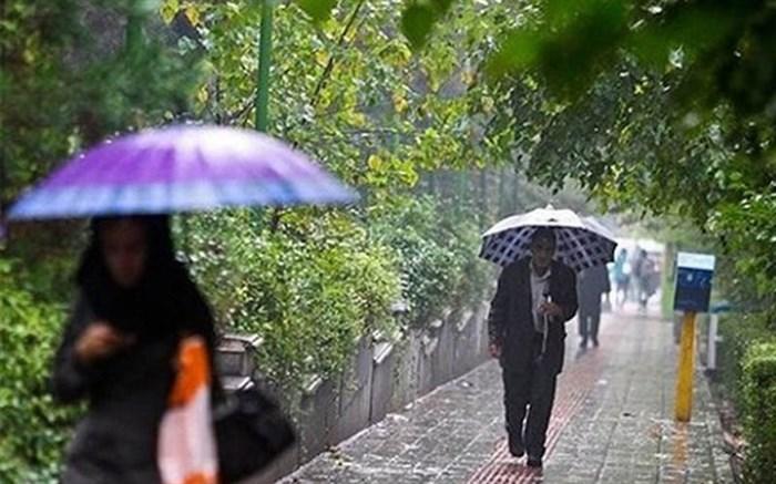 افزایش ابر و کاهش دما در گیلان از عصر امروز