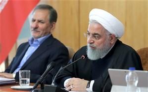 روحانی: تورم مواد غذایی و خوراکی 24 درصد است
