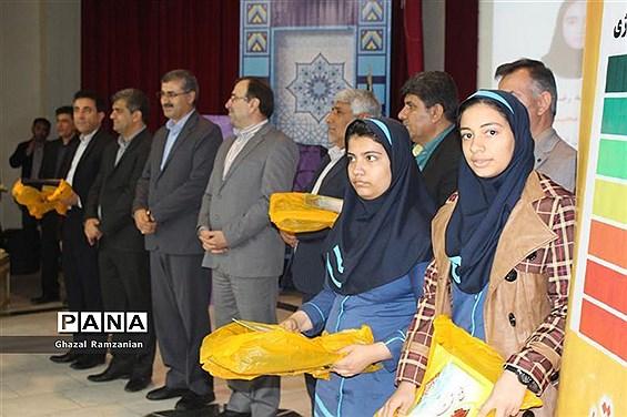 همایش تقدیر از برگزیدگان و فعالان چهارمین جشنواره نوجوان خوارزمی استان بوشهر-2