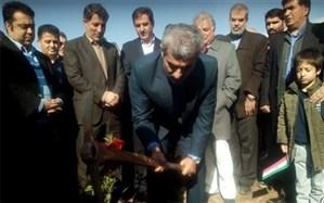 کلنگ احداث 3 مدرسه خیرساز در شهرستان نظرآباد البرز بر زمین زده شد