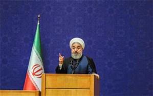 روحانی: هاشمی زنده است و زنده می ماند