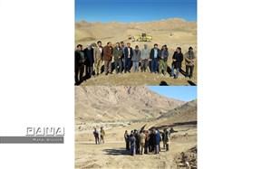 دو پروژه بند خاکی شل آباد و شهنه خوسف به مناقصه رفت