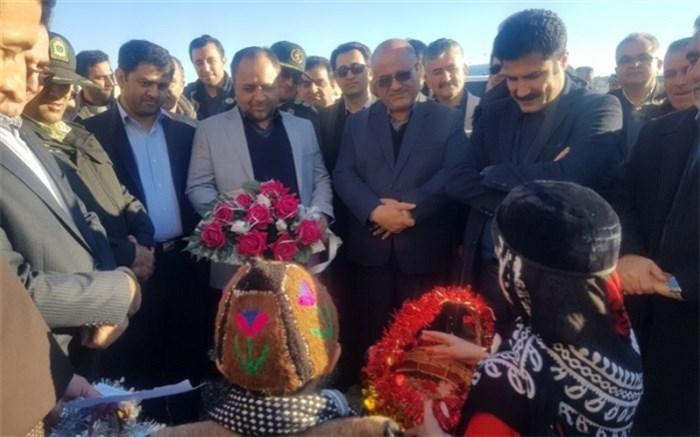 معاون وزیر آموزش و پرورش عملیات ساخت 45 کلاس درس جدید در استان آذربایجان غربی را کلنگزنی کرد