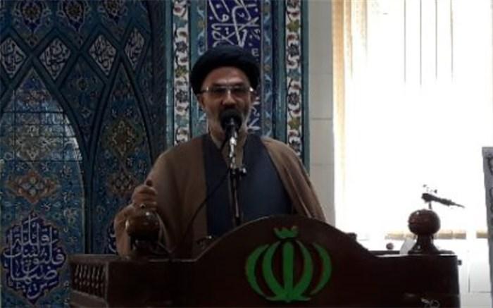 نماز جمعه 21 دی ماه 97 در شهرستان فیروزکوه برگزار شد