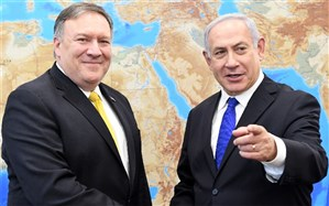 دعوت پمپئو از نتانیاهو برای شرکت در کنفرانس ضد ایرانی آمریکا