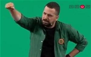 بگم بگم «احمدینژاد» سوژه کمدین خندوانه شد
