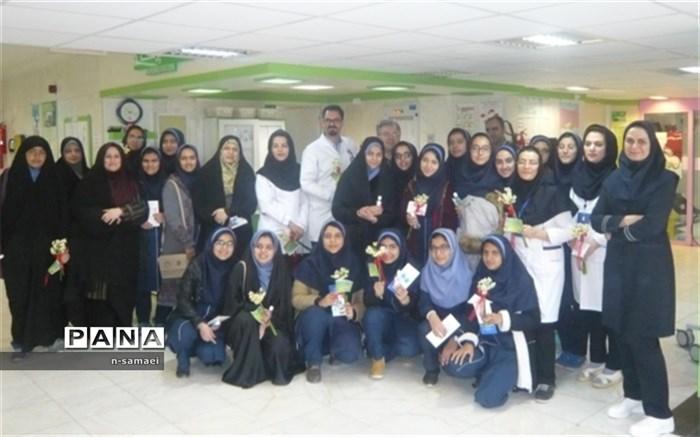بازدید از بیمارستان امام حسن عسکری
